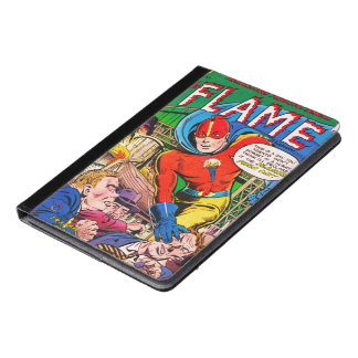 Flame comics iPad air case