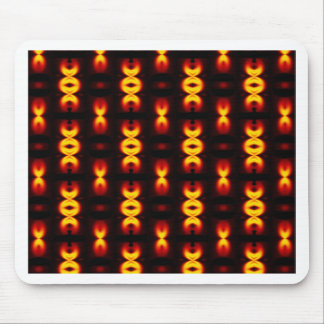 Flame Data Mouse Pad