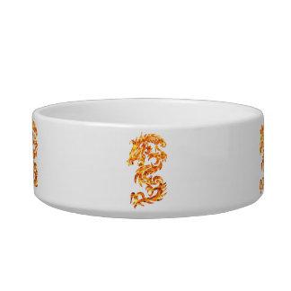 Flame Dragon Bowl