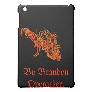 Flame Dragon ipad case
