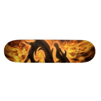 Flame Dragon Skateboard