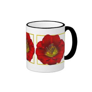 Flame Flower Mug