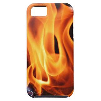 Flame-focus iPhone SE/5/5s Case