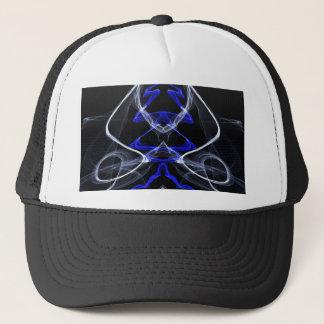 Flame Fractal 41 Trucker Hat