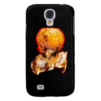 Flame Galaxy S4 Case