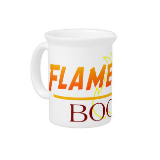 Flame Gurl Books Pitchers