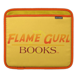 Flame Gurl Books Sleeves For iPads