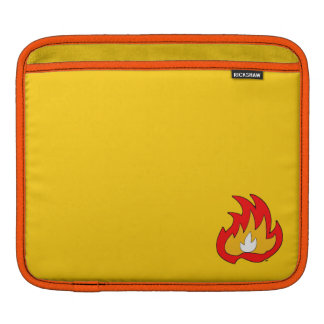 Flame Gurl Flame Sleeve For iPads