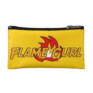 Flame Gurl Logo Makeup Bag