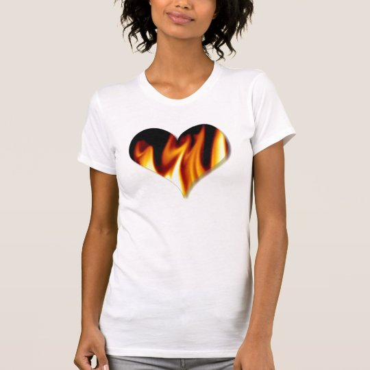 Flame Heart Shirts