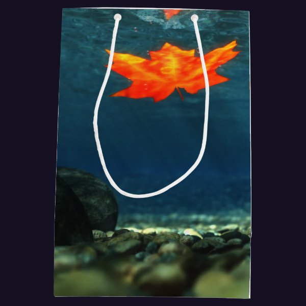 Flame in the Water Gift Bag