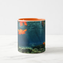 Flame in the Water Mug