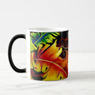 Flame - Intense Water Mug