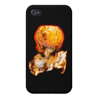 Flame iPhone 4 Cover