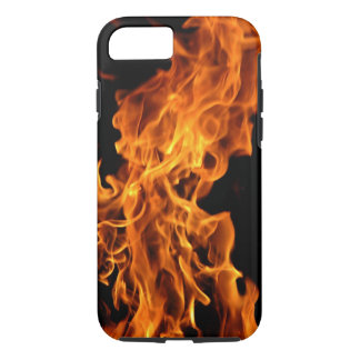 Flame iPhone 7 Case