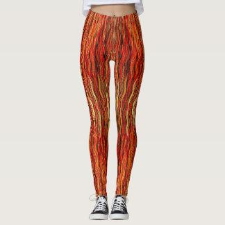 Flame Job Leggings