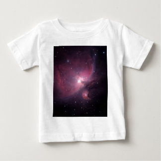 Flame Nebula Baby T-Shirt