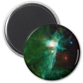Flame Nebula NASA Magnet