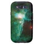Flame Nebula NASA Samsung Galaxy S3 Cover