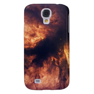 Flame Nebula NGC 2024 Orion's Belt Galaxy S4 Cover
