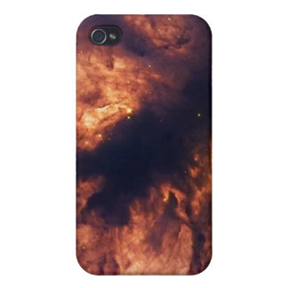 Flame Nebula NGC 2024 Orion's Belt iPhone 4 Cases