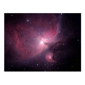 Flame Nebula Postcards