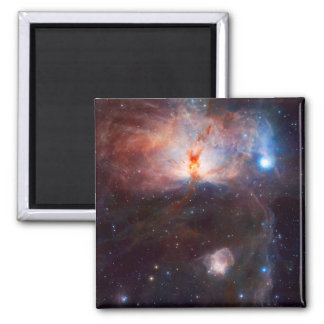 Flame Nebula Space Astronomy Magnet