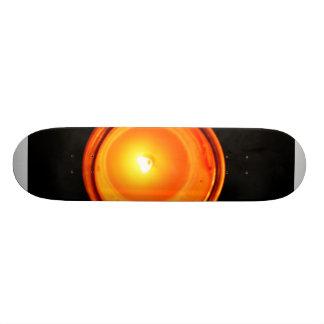 Flame Of Hope Skateboard