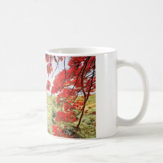 Flame-of-the-forest Coffee Mug