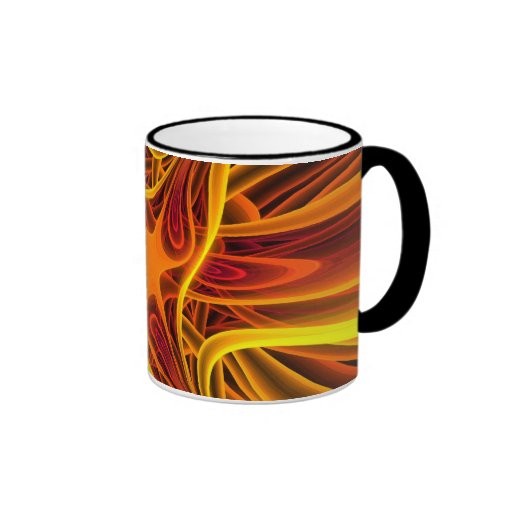 Flame On Mug