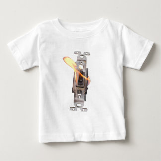 FLAME ON! Switch On Fire! Shirt
