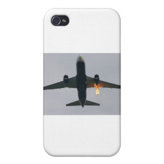 FLAME OUT COVER FOR iPhone 4