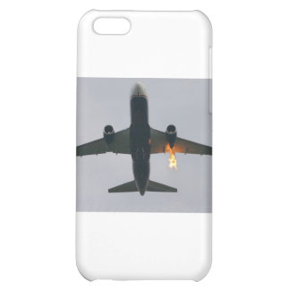 FLAME OUT iPhone 5C COVERS