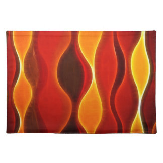 Flame Placemats