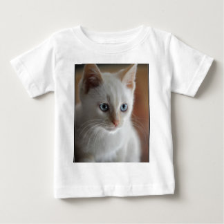 Flame Point Blue Eyes Baby T-Shirt