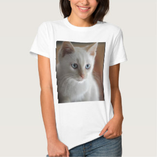 Flame Point Blue Eyes T Shirt