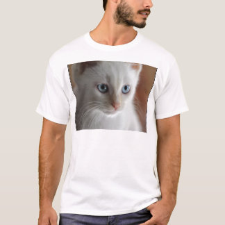 Flame Point Blue Eyes T-Shirt