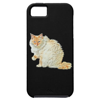 Flame point siamese cat 2 iPhone SE/5/5s case