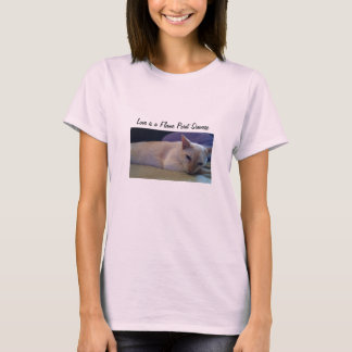 Flame point Siamese T-Shirt