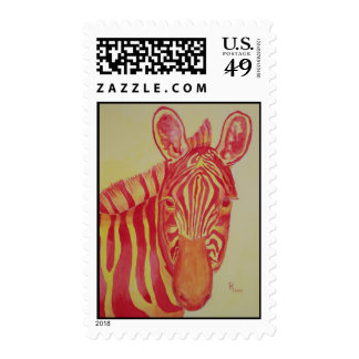 Flame Postage Stamps