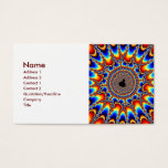 Flame Ring Business Card