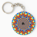 Flame Ring Keychain