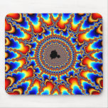 Flame Ring Mouse Pad