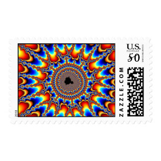 Flame Ring Postage