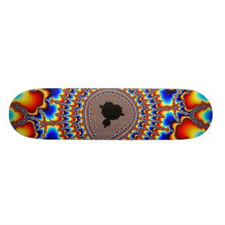 Flame Ring Skateboard