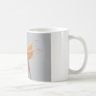 Flame Skimmer Drangonfly Mug