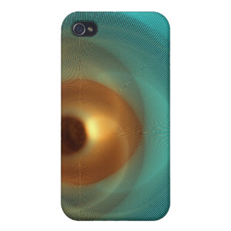 Flame Sphere iPhone 4/4S Cases