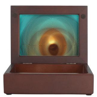 Flame Sphere Memory Box