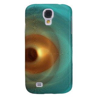 Flame Sphere Samsung Galaxy S4 Cover