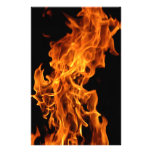 Flame Stationery Design